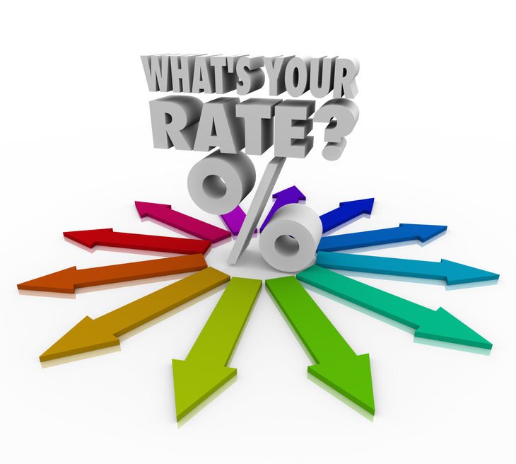 what is your percentage rate image