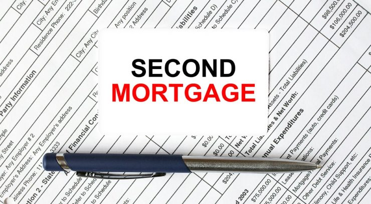 image for second mortgage